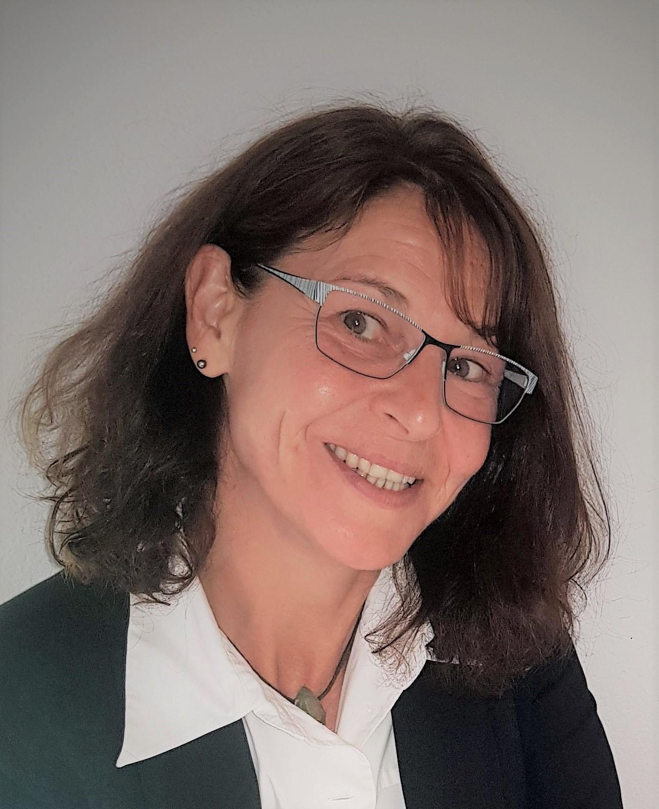 Portrait Irene Gugger
